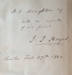 ABJ Hayes Signature