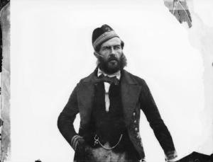 Captain Edward Augustus Inglefield